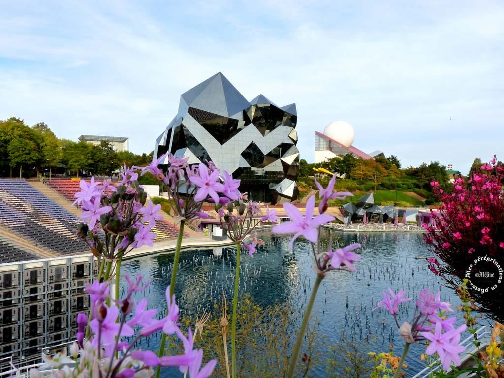 Visite du parc du futuroscope (11) Mes vacances avec mon amie Noisette en septembre2012 !