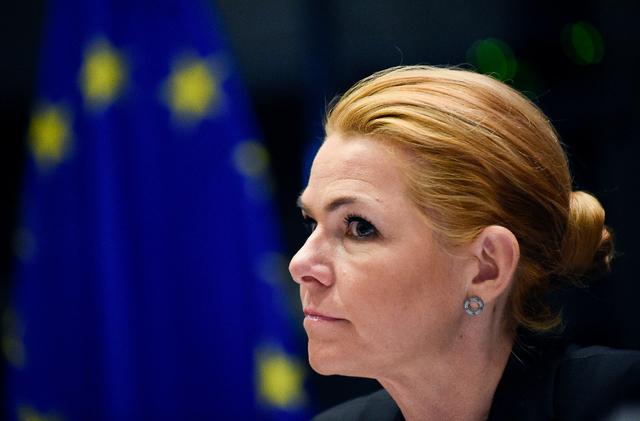 La ministre danoise de l'Immigration et de l'Intégration, Ingrid Støjberg, le 25 janvier 2016.