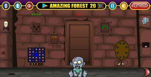 Jouer à Zombie room escape 3