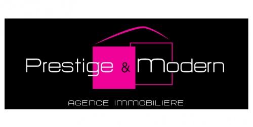 Identité Visuelle pour une agence immobilière haut de gamme