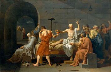 سقراط: فيلسوف الحوار والتوليد