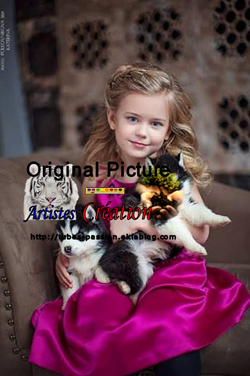 -- Enfants Animaux -- 9