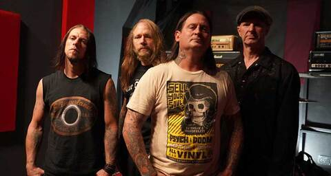 "THUNDER HORSE - Les détails du nouvel album Chosen One ; ""Let Them Bleed"" Clip"