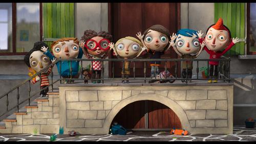 MA VIE DE COURGETTE (BANDE ANNONCE) Un film de Claude Barras - Le 19 octobre 2016 au cinéma
