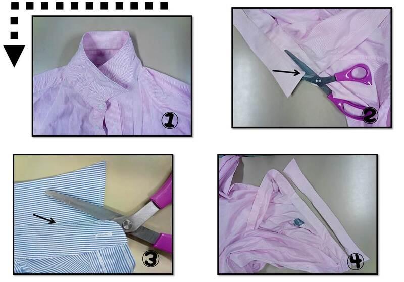 Fabriquer des blouses d'artistes rapidement et gratuitement