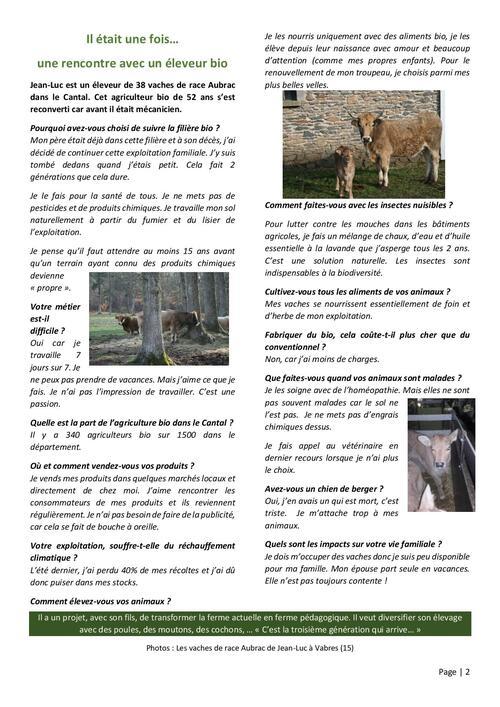 LE JOURNAL ECRIT PAR LES ELEVES DE CM