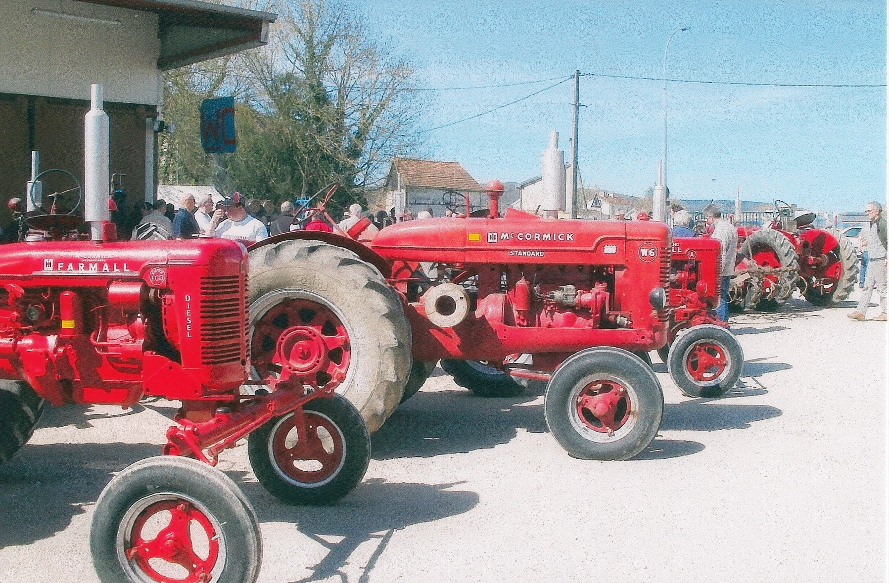 Photo  Tracteurs