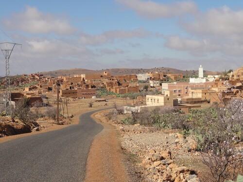 Tafraoute vers Taroudant 3 février