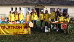 les ados de Saint-Morillon solidaires