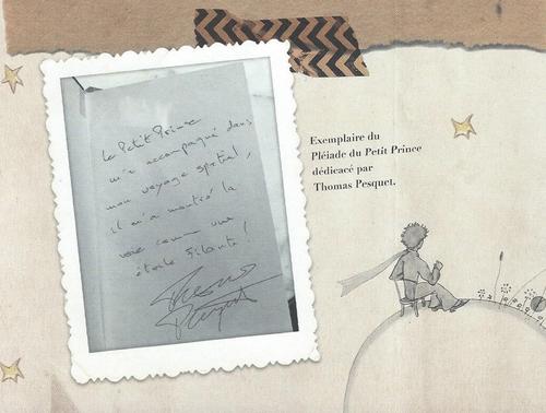 Le 6 avril c'est l'anniversaire du Petit Prince