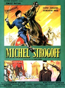 MICHEL STROGOFF BOX OFFICE ANNUEL FRANCE 1956 TOP 25