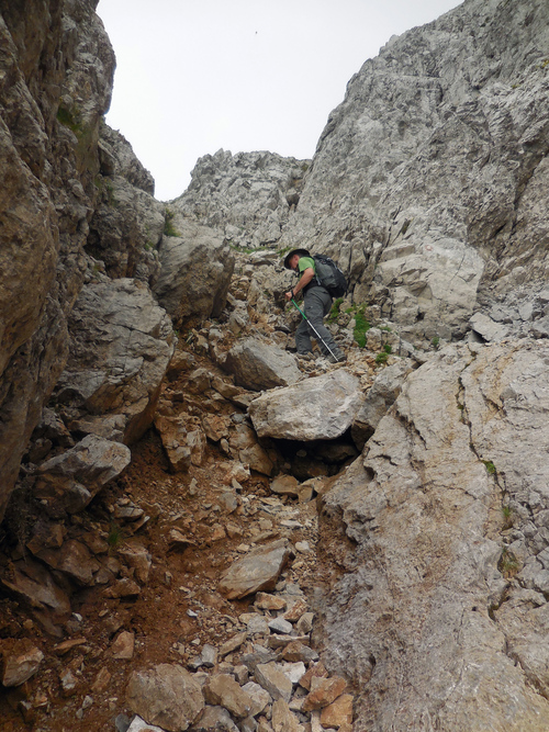 15/08/2016 Cimon della Bagozza Schilpario Val di Scalve BG Italie