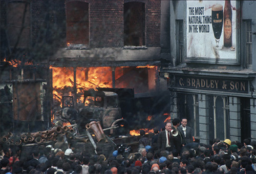 Elections in Northern Ireland and Troubles (Third mandatory article)