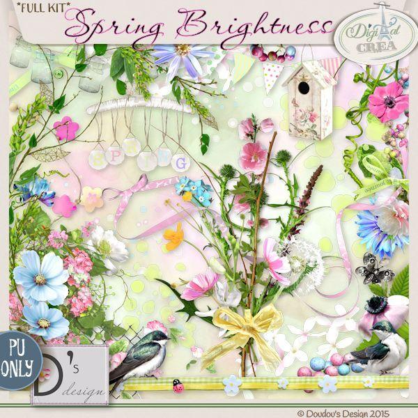 Spring Brightness - Kit