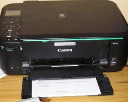 imprimante CANON recto-verso multif