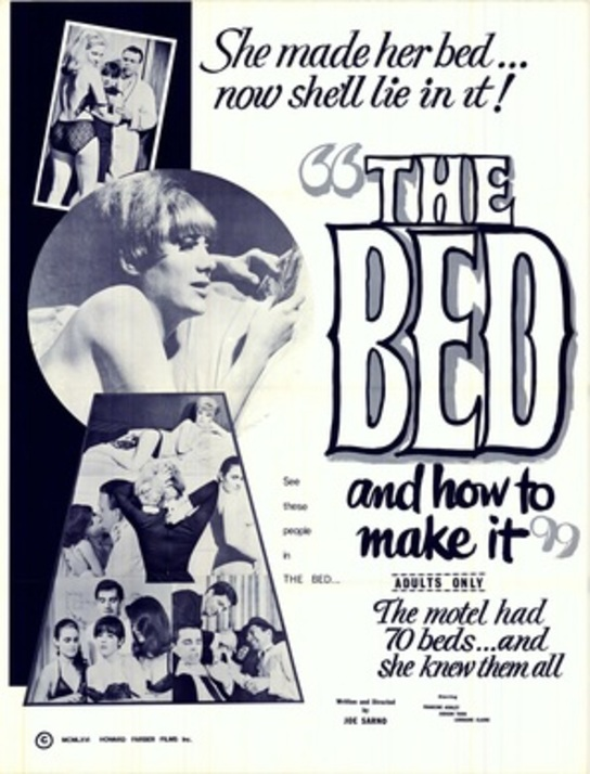 THE BED AND HOW TO MAKE IT box office usa 1966
