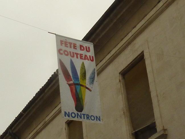 Fête du couteau à Nontron - Dordogne