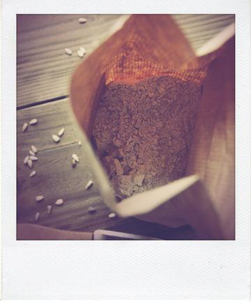Bagels à la farine de seigle