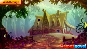 Jouer à Fairy town escape