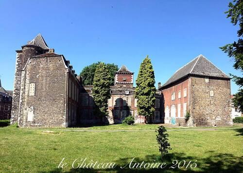 Château Antoine à Jemeppe