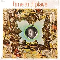 Lee Moses - Time And Place - Complete LP