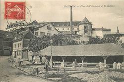LES REMPARTS DE GAILLON (Eure)