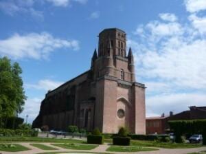 Lavaur - Cathédrale St Alain