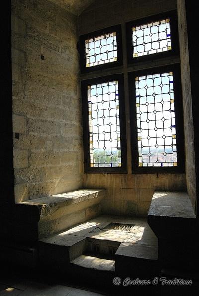 Palais des Papes - L'intérieur