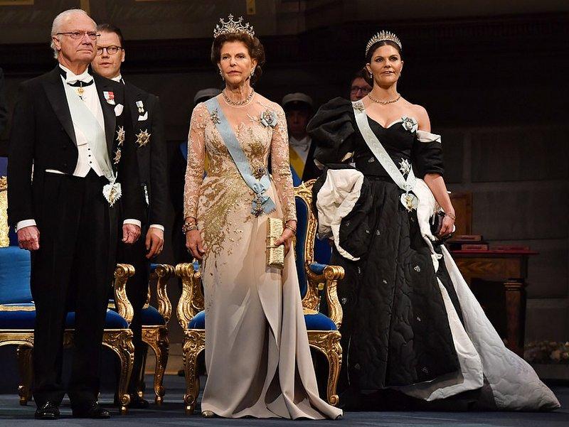 Prix Nobel à Stockholm