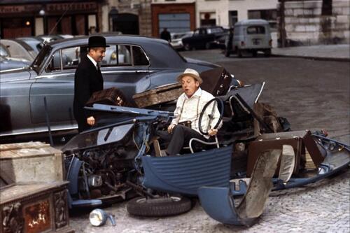 FUNÈS, Louis de. Mondial de l'Auto spécial Louis de Funès (Humour)
