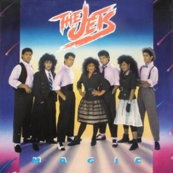 The Jets - Magic - Complete LP