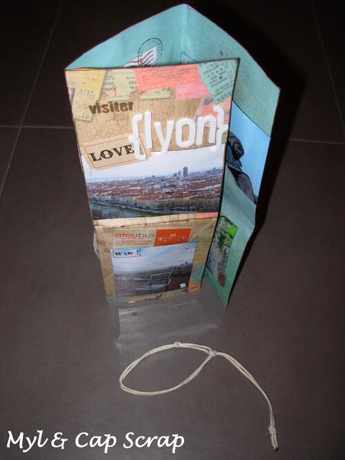 Caps : Dépliant Visiter Lyon