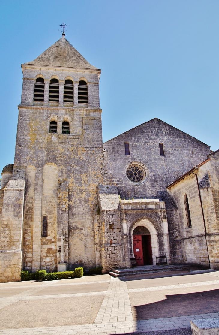 <église Saint-Pardoux - Mareuil