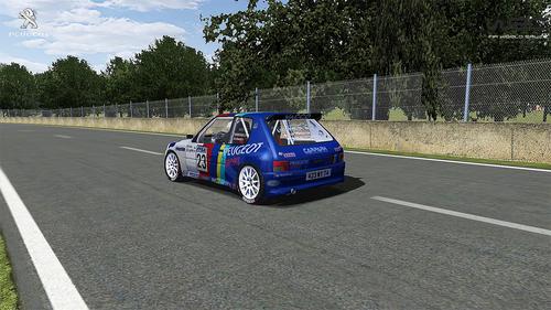 Peugeot 205 Maxi kitcar