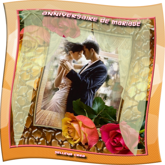 anniver de mariage 2