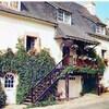 maison fleurie bretonne