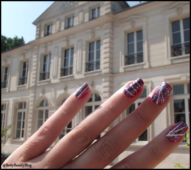 Nailstorming fête nationale