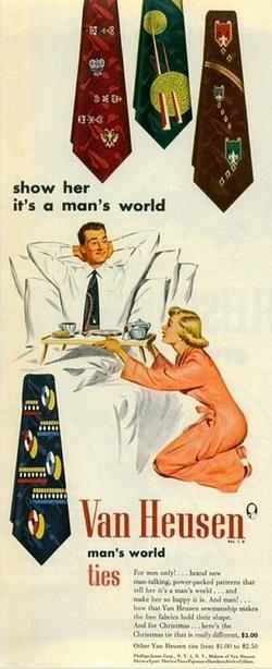 Les vieilles pubs sexistes, pas si vieilles que ça !