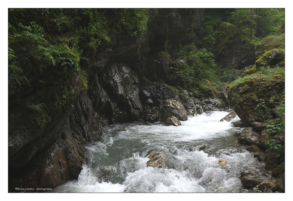 Les gorges de Kakueta