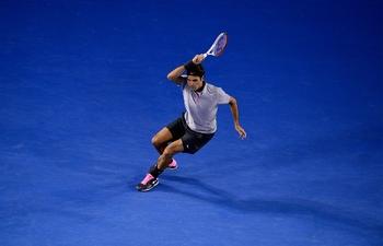 Federer Australian