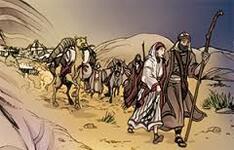 HEBREUX 3 ET 4 (Repos de Shabbat / Repos de Canaan)