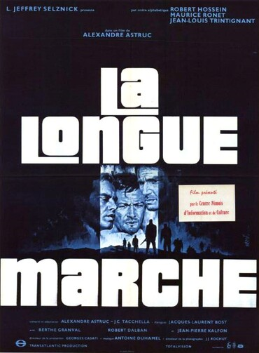 LA LONGUE MARCHE BOX OFFICE 1966