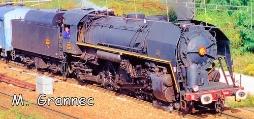 Gillkit - Les 141 R de la SNCF