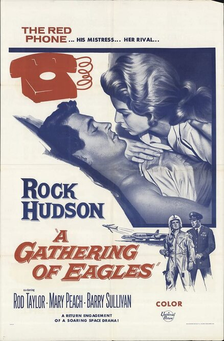 A GATHERING OF EAGLES BOX OFFICE USA 1963
