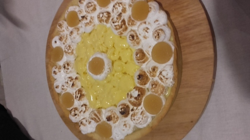 tarte au citron des recettes FERRANDI N°2