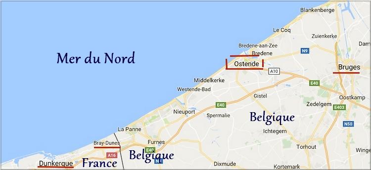 Visite du Mercator à Ostende - Avril 2017