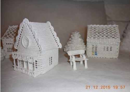 Le village blanc de Marlyse en 2016