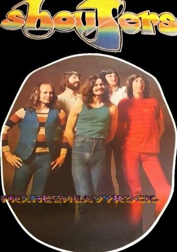 SHOUTERS  (1966-1979)
