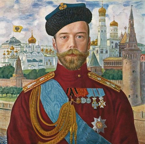ROMANOV - éxécution de la Famille Impériale.