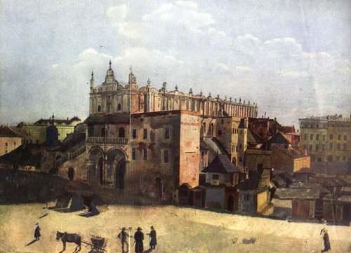 Patrimoine mondial de l'Unesco : Le centre historique de Cracovie (Pologne)
